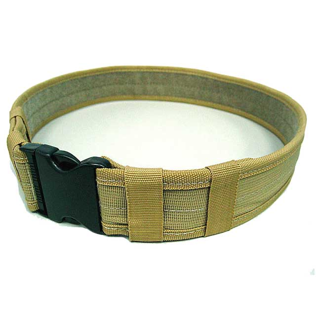 "Police Large 26""-40"" Police Duty Belt Keepers Velcro Strap Belts DE"