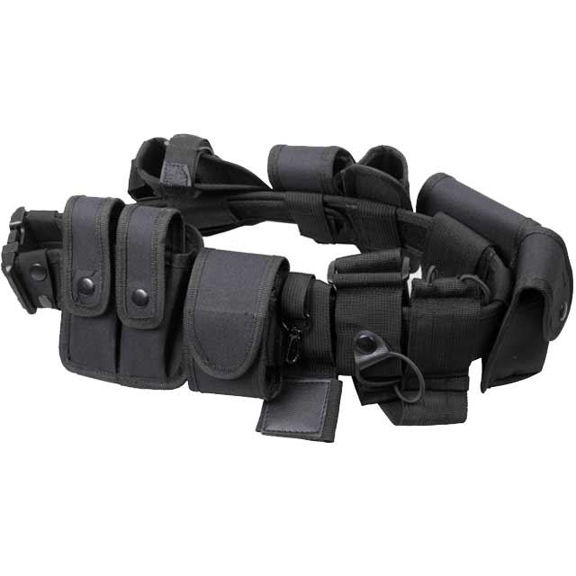 Police Officer Security Guard Law Enforcement Equipment Duty Belt