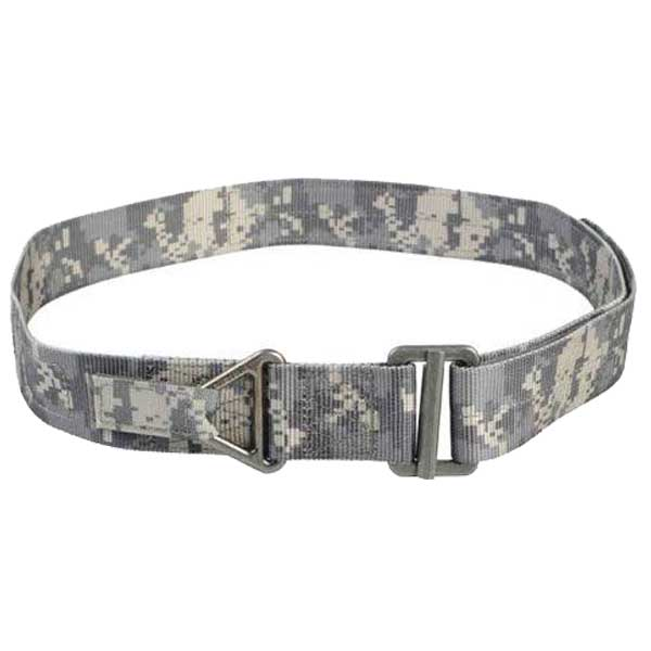 Tactical Military Cordura Fabric Combat Duty Belt ARMY DIG Size ACU