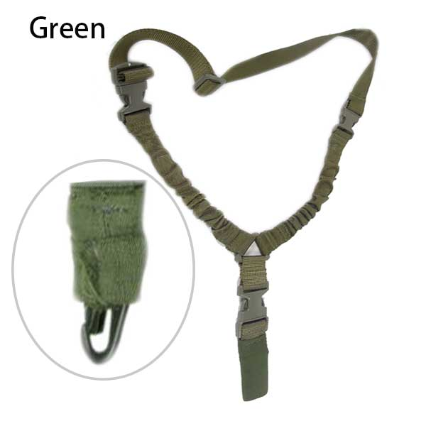 Airsoft Quick Release US System Tactical Sling Detached Gun Sling OD