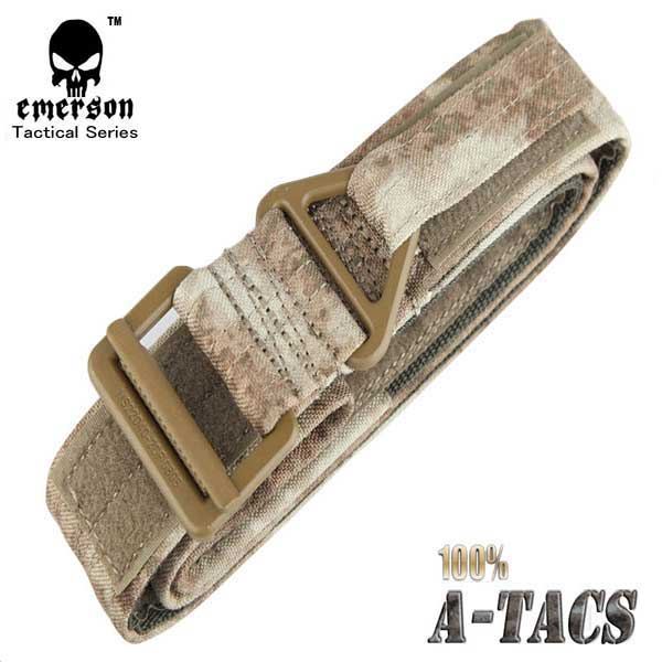 EMERSON CQB Adjustable Survival Rescue Outdoor Rappelling Belt M-L A