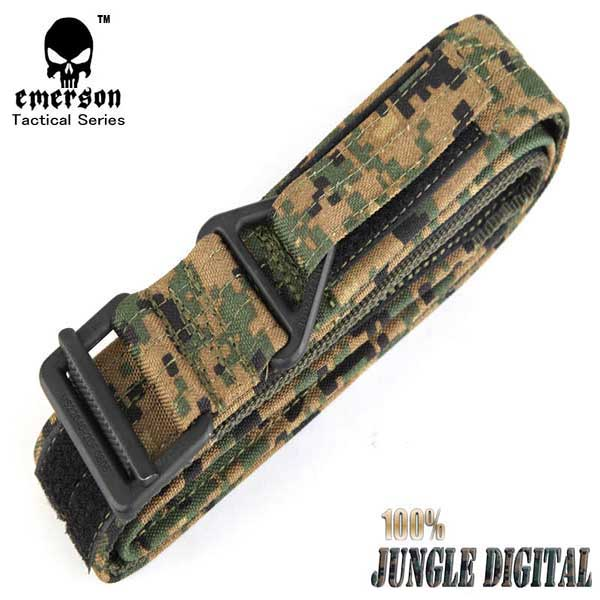 EMERSON CQB Rescue Riggers Tactical Rappelling Belt 30- 41 JD