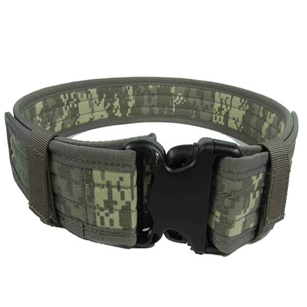 Original CORDURA Heavy Duty Tactical Combat Utility Riggers Belt ACU