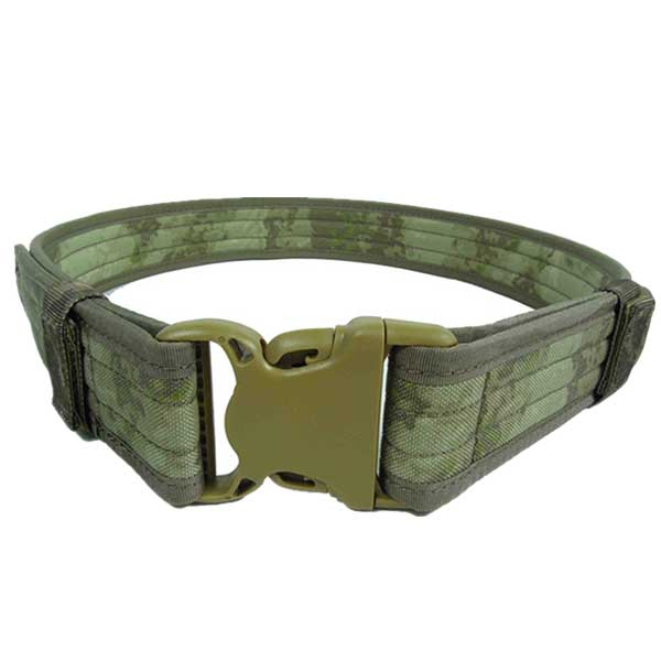 Original Military Combat Belt 1000D Nylon Material Buckle ATACS Belt