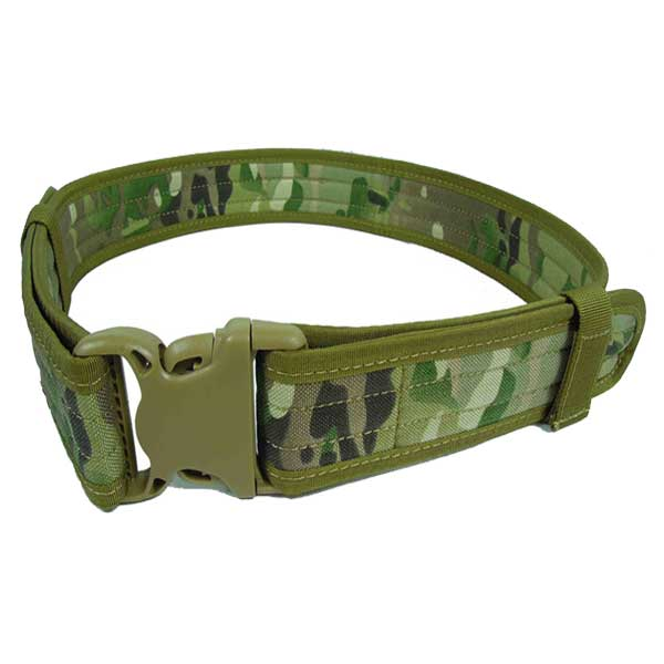 Original Military Police Security Combat Gear Utility Nylon Belt CP
