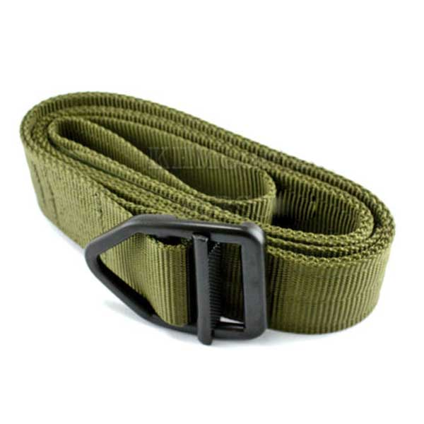 Delta Tactical Combat Exquisite Duty Rescue Rigger Nylon Duty Belt G