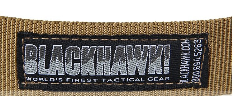 BlackHawk belt