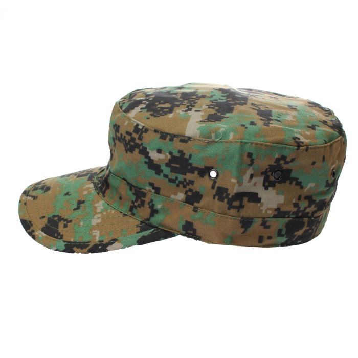 Casual Tactical Camouflage Army Baseball Caps Military Hunting Hat D