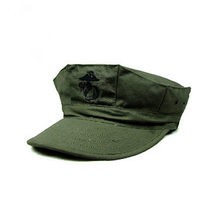 Camouflage Mens Military Octagon Hat Tactical Sun Hat Army Hat OD