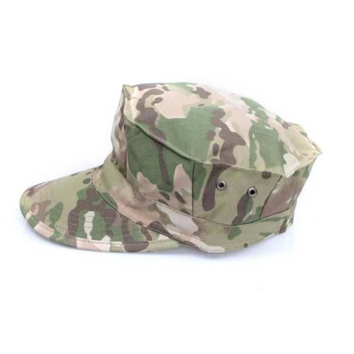 Camouflage Mens Military Octagon Hat Tactical Sun Hat Army Hat CP