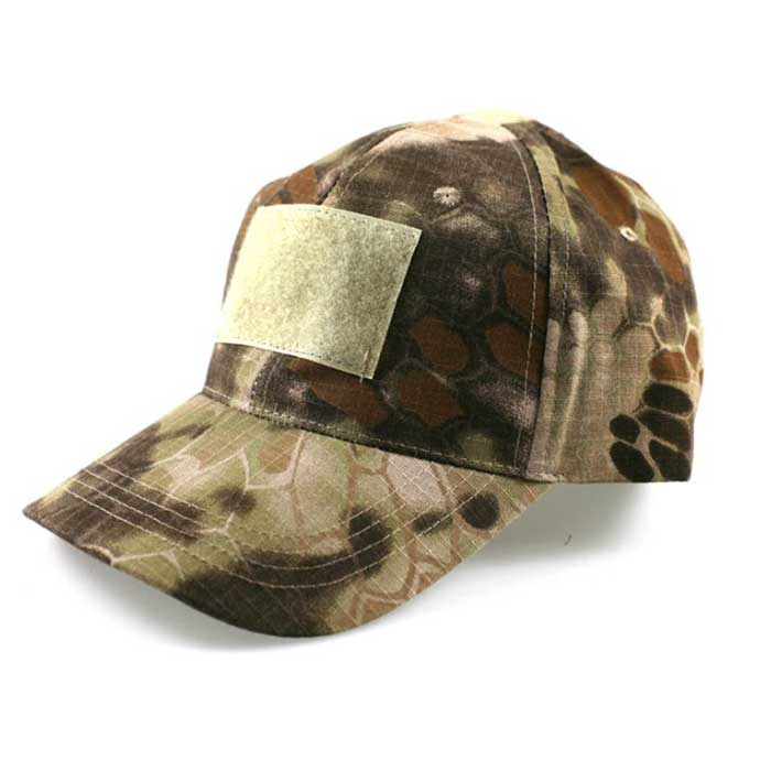 Military Tactical Cap Boonie Sun Hat Outdoor Camouflage Airsoft BC
