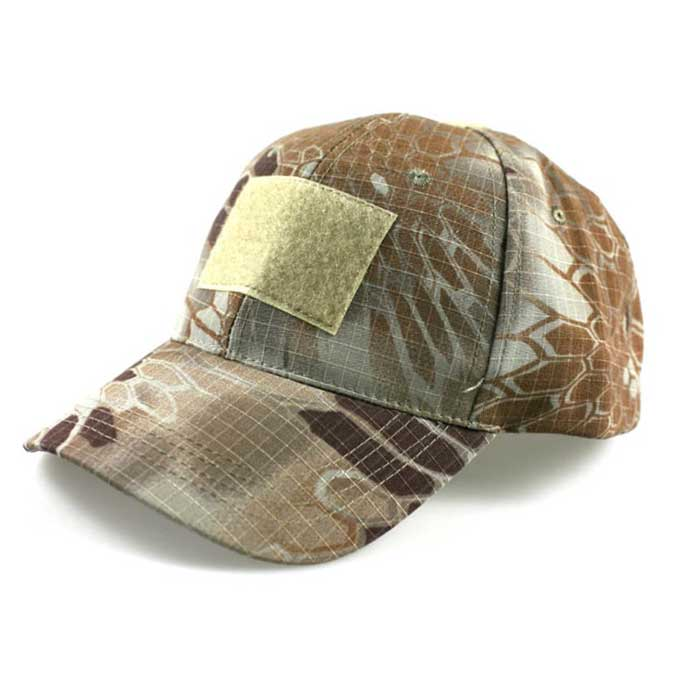 Military Tactical Boonie Cap Outdoor Camouflage Sun Hat Men Women MC