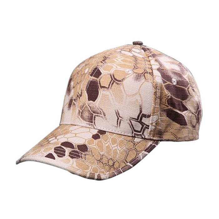 Military Tactical Boonie Cap Outdoor Camouflage Sun Hat Men Women DC