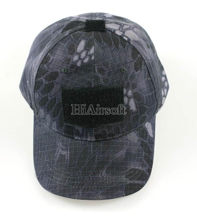 Adjustable Military Baseball Cap Airsoft Camo Tactical Hat w