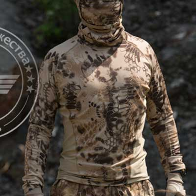 Chiefs Fashion Sport Quick-drying Tactical Long Sleeve Shirt Desert