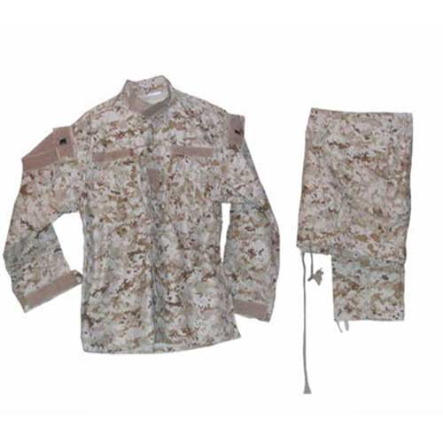H Soft Camo BDU Field Uniform Set Shirt Pants