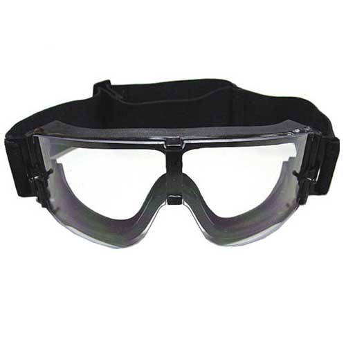 X800 Glasses Tactical Goggle Perfect Airsoft Navy SEALs Combat Gear