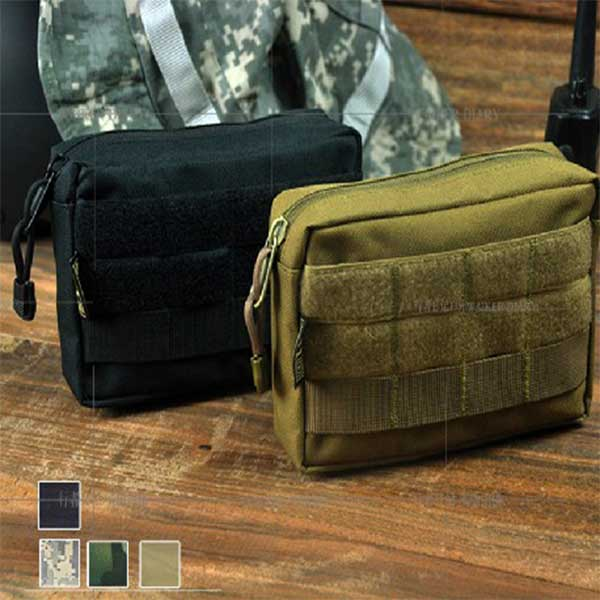 Outdoor Tactical Purse handbag multifunction backpack Black Khak