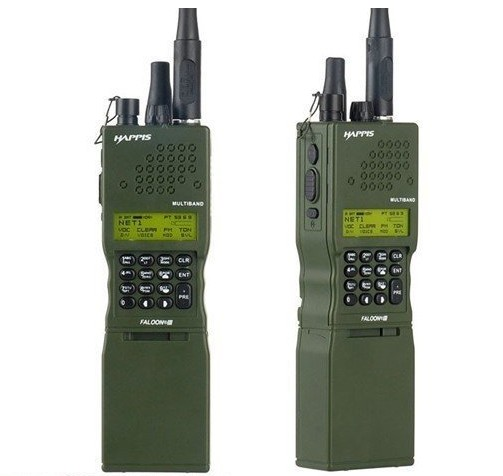 Tactical Radio AN/PRC-152 Radio Multiband Handheld Case