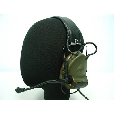 ZT Element Airsoft Comtac II Headset Z Tactical Headset Hunting