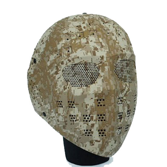 FULL Face Hockey AIRSOFT MESH GOGGLE MASK MARPAT DESERT online