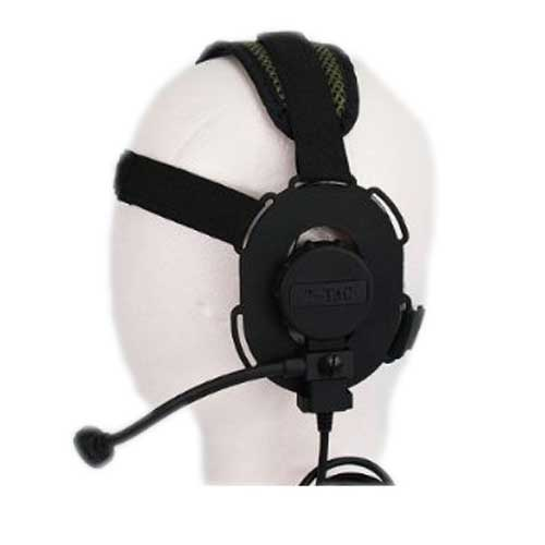 Z-Tactical Bowman EVO III tactical headset New MIC part black