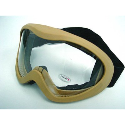 Cheap Airsoft X400 US Wind Dust Tactical Goggle Glasses Sand