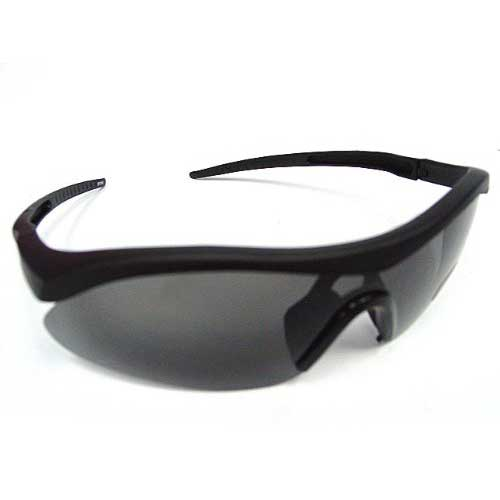 Airsoft War Game Police Shooting Glasses Sunglasses Black