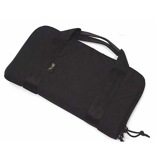 Quality 1000D Airsoft AEG Carry Case Gun Bag Pouch BK