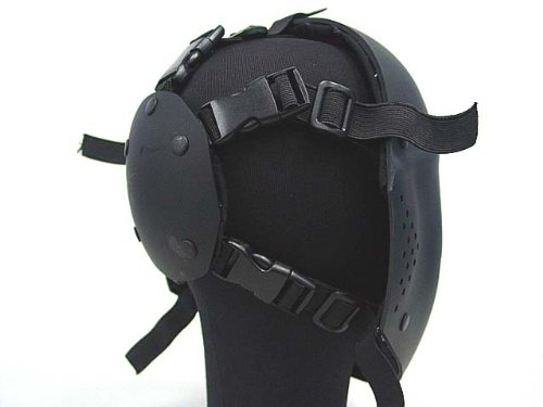Full Face Airsoft Combat Mesh Goggle Mask Hockey Type Hsmal1065 34 00 Top Airsoft Tactical