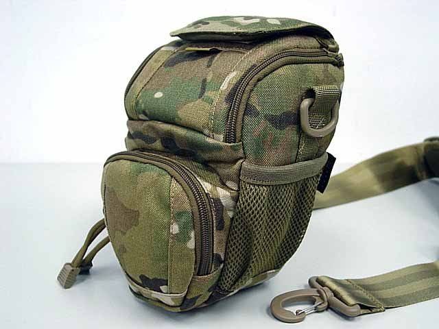 Airsoft Shoulder Bag Multicam MID DSLR/SLR Camera
