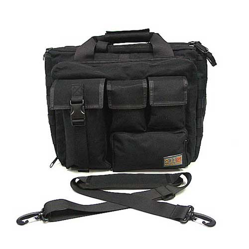 Shoulder Bag Airsoft Tactical Utility Pistol computer bag BK