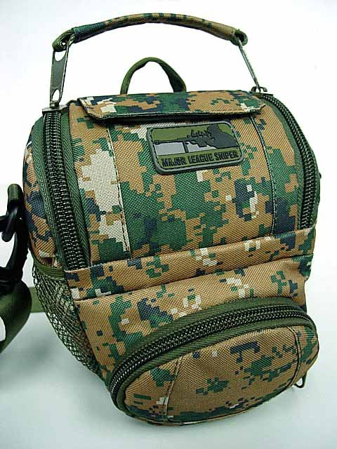 Field MID DSLR/SLR Camera Shoulder Bag Digital Woodland