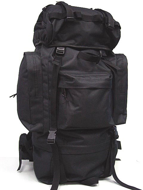 Large capacity Camping Backpack Bag 65L Combat Rucksack