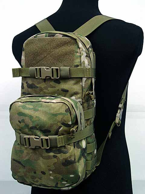 1000D Molle MBSS Hydration Backpack Multicam MC