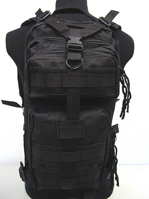 3L Level Milspec Tactical Molle Assault Outdoor Travel Backpack Bag