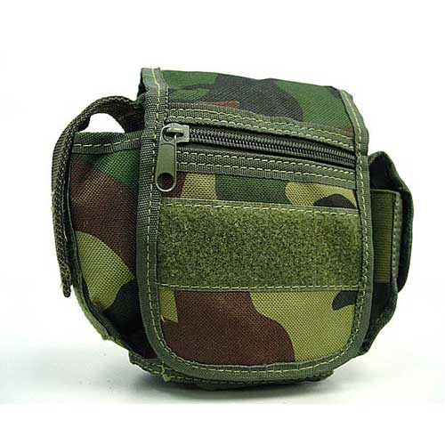 Tactical backpack Tool Waist Pouch Carrier Digital camo Bag