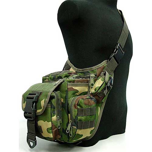 Messenger Bag Tactical Utility A+ Shoulder Sling Carrier Bags Camo