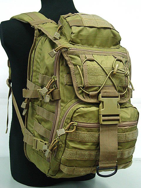 Airsoft Molle Patrol Assault Backpack Cheap Gear