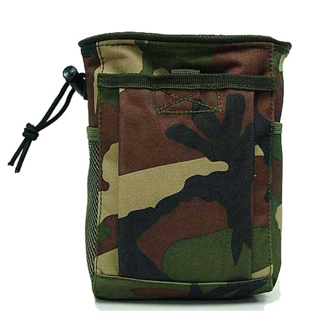 Tactical Molle Magazine NVG Tool Drop Pouch Bag at Hiairsoft