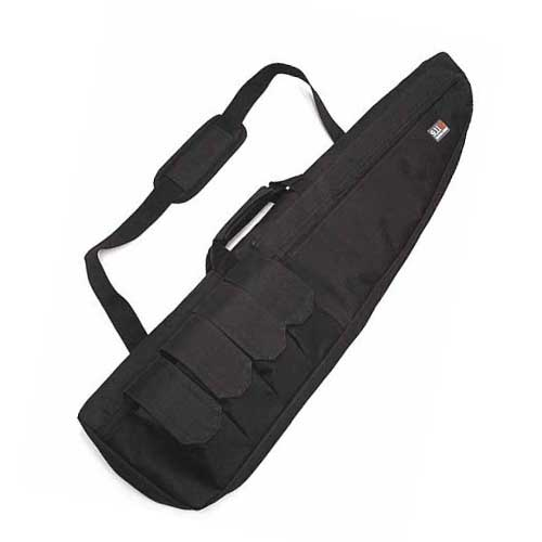 39 inch Tactical AEG Rifle Sniper Shooting Case Gun Bag BK