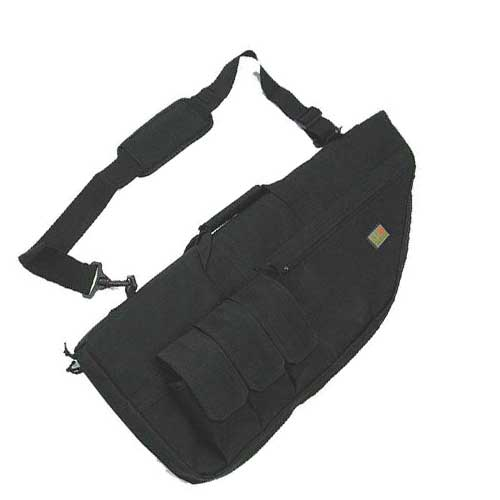 "28"" Drag Bag Tactical AEG Rifle Sniper Sniper Gun Case Bag BK"
