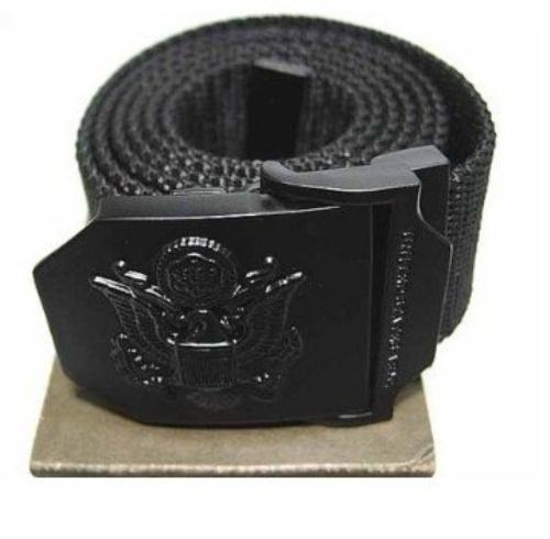 US SWAT Milspex Eagle Tactical BDU Nylon Duty Belt BK