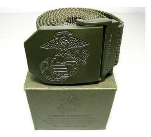 US Marine CORP SWAT Airsoft Tactical BDU Duty Belt OD