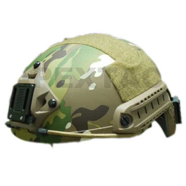 Navy FAST Style Balistic Helmet for Airsoft - Multicam