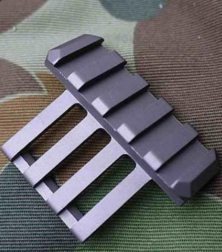 Metal Multi-angle rail tactical rack for OPS-CORE Helmet