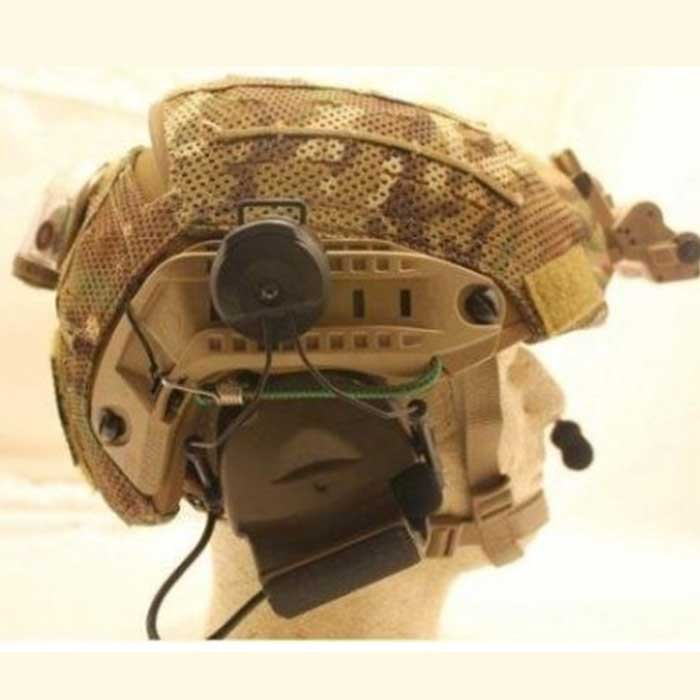 Airsoft Helmet Comtac Headset Support T3009