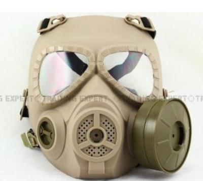 Emirates Airsoft Protection Mask MO4 nuclear war crisis Tan
