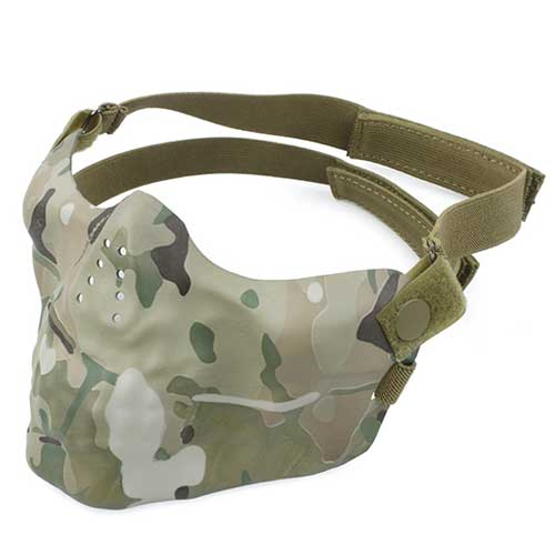 James Weekend Worrior Neoprene Hard Foam Mask (Multicam)