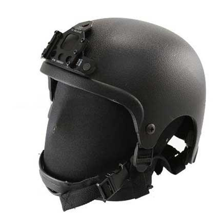 NAVY SEAL Team IBH Helmet USMC Base Special Force Helmet Black